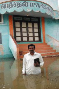 Flooding in Cuddalore (Chennai)